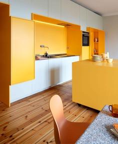 Amazing Example of Contemporary Swedish Home - InteriorZine #decor #ideas #homedecor #interior #kitchen