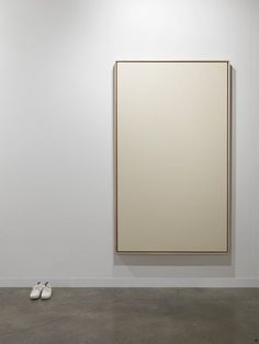 ANN CATHRIN NOVEMBER HØIBOArt Basel Miami Beach 2011 Leatherette on wooden stretcher /wooden frame #picture #shoes #space