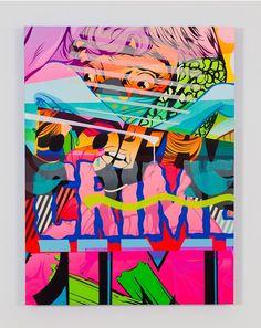 Pose MSK | PICDIT #design #art #graphic #comic #painting #color #colour