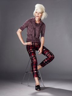 Aline Weber by Ben Weller for Muse Magazine #fashion #model #photography #girl