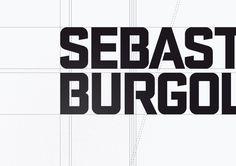 onestepcreative » Sebastian Burgold Identity #grid