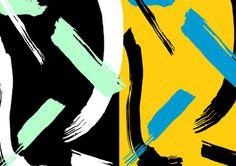 Tumblr #design #illustration #art #minimal #contemporary #patterns