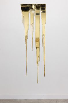 gold drips