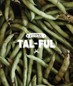 Festa Tal Ful on Behance #branding