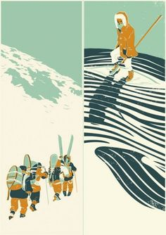 design work life » cataloging inspiration daily #illustration