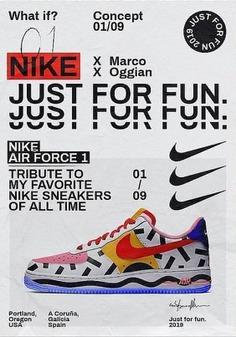 Nike – Just For Fun