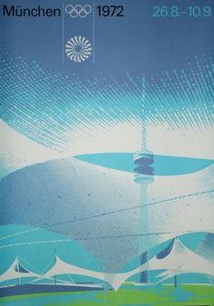 Otl Aicher : Design Is History #otl #design #aicher #poster #olympics