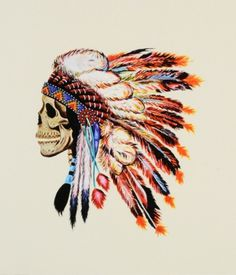 TRASH #america #print #native