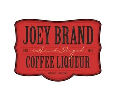 Logos - Daran Brossard Creative Co. / DBCCo. #calligraphy #script #alcohol #label #illustration #typography