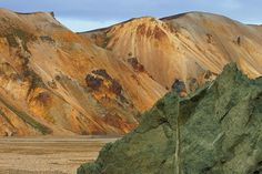 Photography: Icelandic Volcanoes by Marcel Musil | Daily Icon #mountains #iceland #landscapes