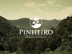 Pinheiro #branding #ideia #brand #logo #bigode