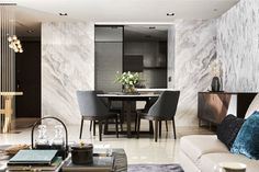 Luxury Residence by RIS Interior Design - InteriorZine #decor #interior #home