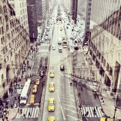 New York + London: Double Exposure Photography by Daniella Zalcman