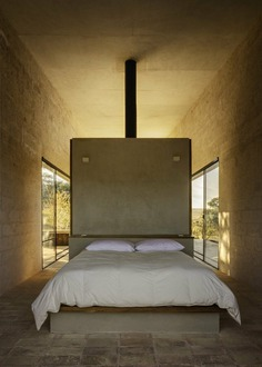 Retreat Surrounded by Nature in the Middle of Nowhere, bedroom