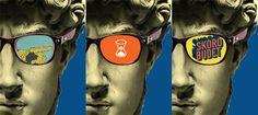 ideas for Skorobudet music festival #festival #david #print #flyer #hipster #ban #skorobudet #ray #music #collage