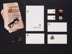 Graphic-ExchanGE - a selection of graphic projects #brand #identity #stationary
