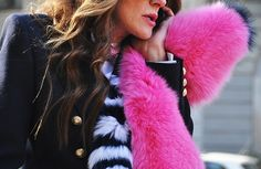 Vogue: The prevailing fashion, practice, or style: // HIGHVOLTAGE // #fashion #photography #pink