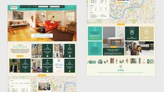 Bective Home #homepage #ux #design #ui #digital #brand #web
