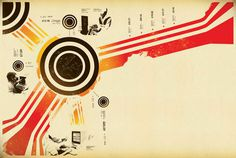 Graphic ExchanGE a selection of graphic projects Reno Orange #graphic design