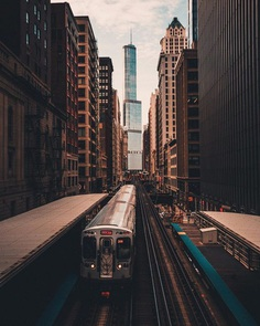 Vibrant Cityscape and Urban Photography by Ahmed Alhezab