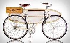 Almond x Linus Summer Bike | Uncrate #surf #summer #bike #fixed