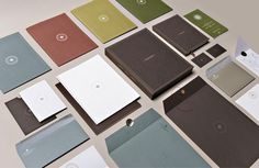 design work life » cataloging inspiration daily #old #system #enstrom #collateral #parkland #patrick