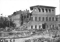 Yes Machine #war #1896 #zanzibar #bombinb #harem #1890s