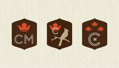 Studio MPLS | Design #logo #crown #syrup #maple