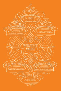 VIVNT Values #inspiration #creative #lettering #design #artists #art #hand #typography