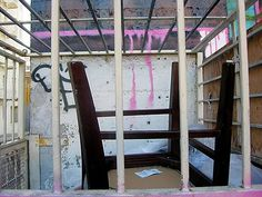 Tumblr #pink #cage #paint #art