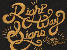 Dpwhatsrighttype2 #typeography