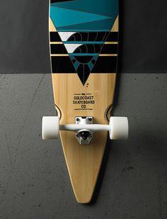 GoldCoast Neptune #illustration #skateboard #goldcoast #studio photo