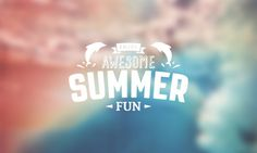 Summer Stamp on Behance #vectors #stamps #design #graphic #icons #summer