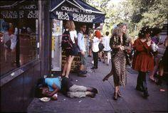Street Photography by Arlene Gottfried #inspiration #photography #street