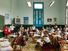 Classroom Portraits #photography