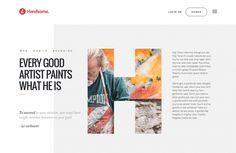 Website Header by Hemant Gupta