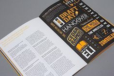 Editorial Design Inspiration: 99U Quarterly Mag No.4 #spread #design #editorial #magazine