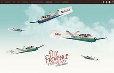 CDT13 MyProvence Festival #4 | UZIK | Agence de communication interactive