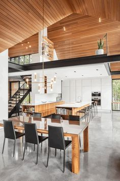 Canopy House by Thellend Fortin Architects 5