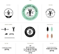 Stitch design co on mr cup.com #logo #collateral