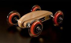Boattail Racer #wheels #design #product #boattail #toy