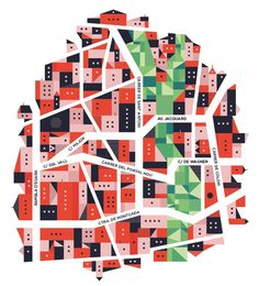 Romualdo Faura / Editorial Illustrations #illustration #graphic #information #mapping