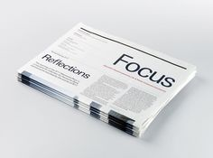 Focus - Studio 2br #editorial