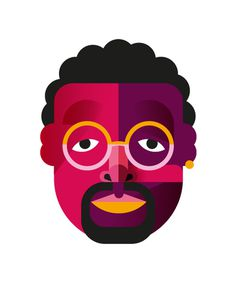 Spike Lee #illustration #vector #caricature