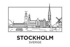 Stockholm City - Sweden