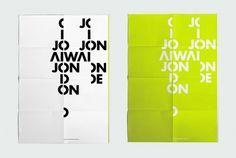Sam Dallyn - John wade - Identity #poster #typography