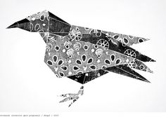 www.gmillustration.com #abstract #illustration #pattern #animals