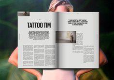 Confetti Spook Magazine #confetti