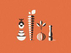 Packaging Illustration #icon #illlustration