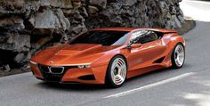FEELDESAIN bmw_m1_concept open #bmw #car